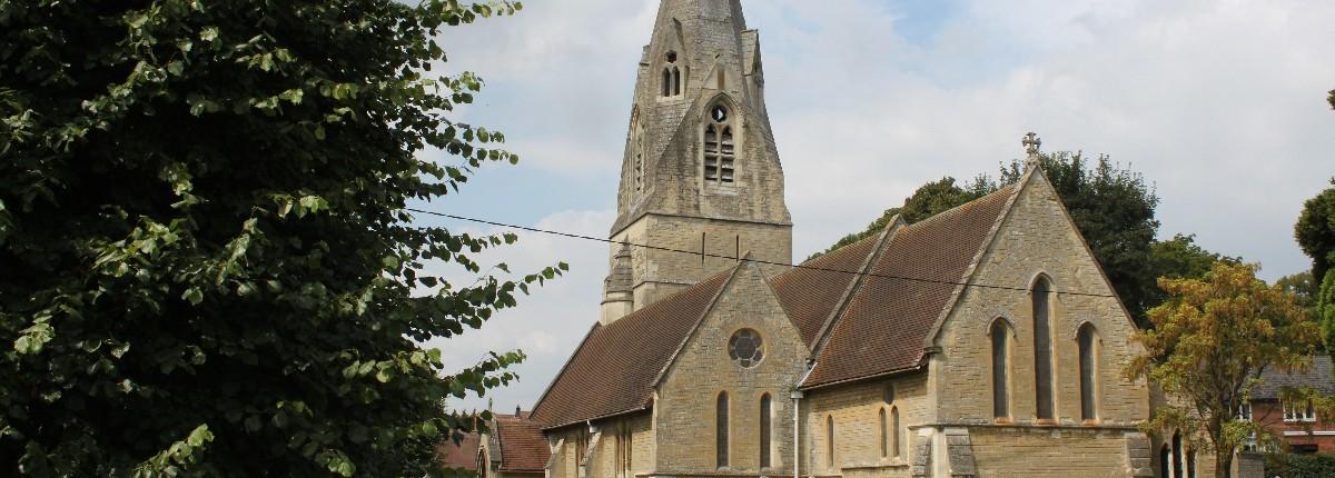 Image of St Mary's Church Wheatley